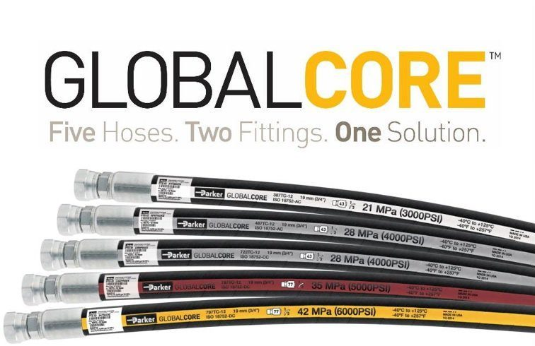 Parker Global Core Hose
