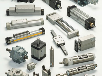 Parker air cylinders and actuators