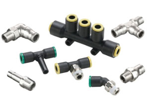 Parker PLP Push-to-Connect Fittings