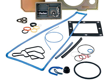 Parker Seals and O-rings Product Line.