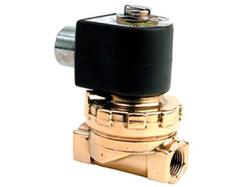 Skinner three-way solenoid Valve by Parker