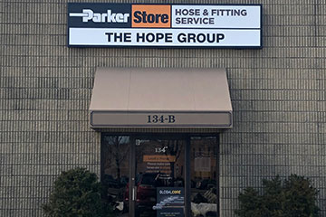 Parker Store Woburn, MA storefront