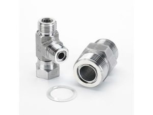 Parker Seal-Lok hydraulic hose fittings