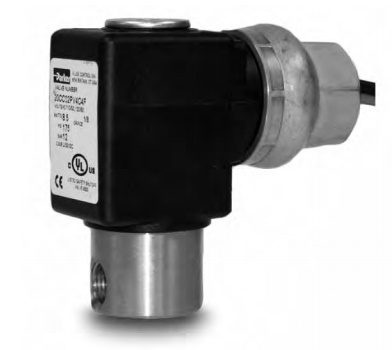 Stainless steel direct-acting Skinner valve 2-way type of solenoid valve