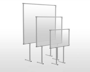 Partitions-made-with-aluminum-framing