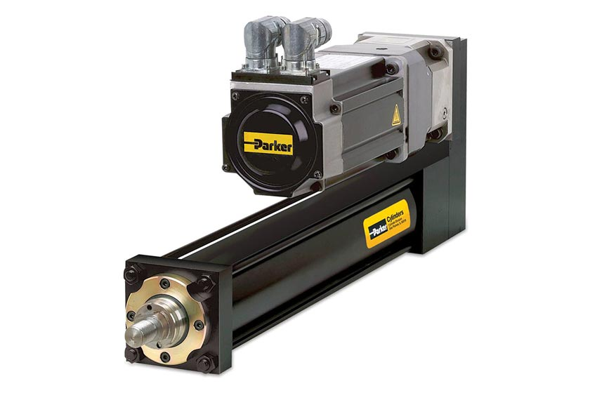 Parker series XFC electro-mechanical actuator