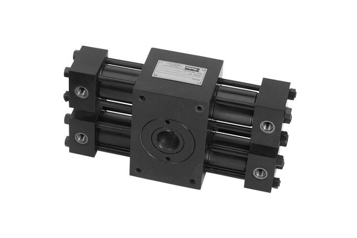 Parker HTR series hydraulic rotary actuator