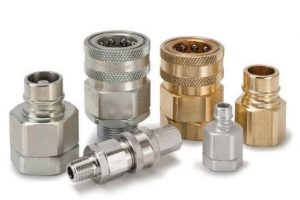 Parker Snap-Tite hydraulic quick couplings