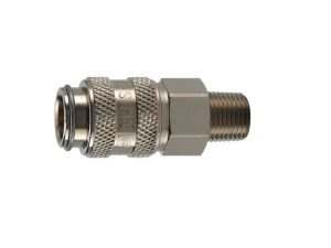 Parker DM Series miniature quick couplings